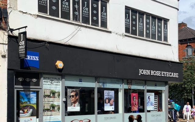 john roase eye care
